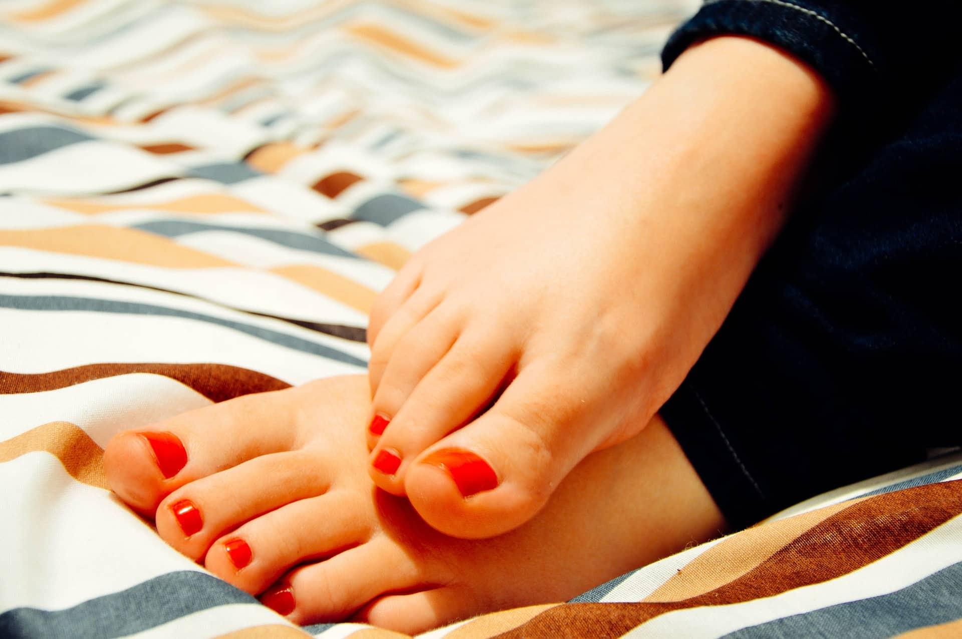 Clé n°1 : Prendre soin de ses pieds