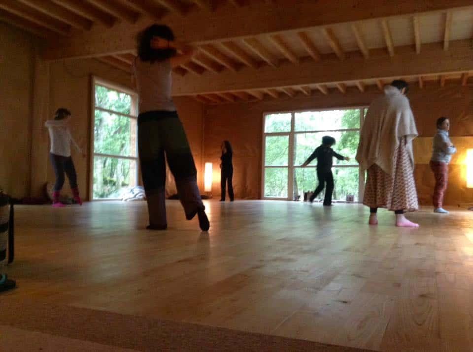 stage danse mouvement energie