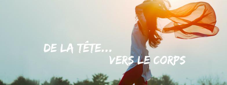 Danse Reconnective : De la tête vers le corps. @ Toulouse-Espace Allegria