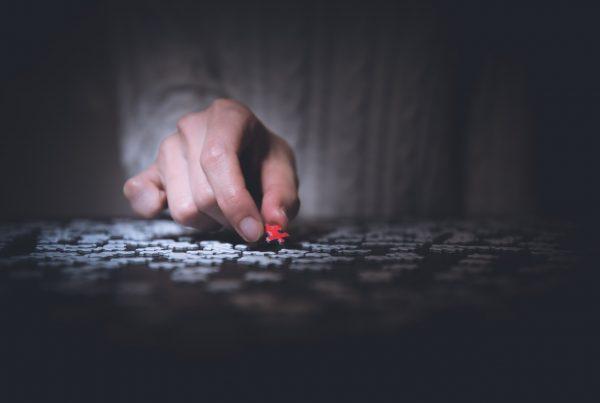 la vie comme un puzzle sans fin
